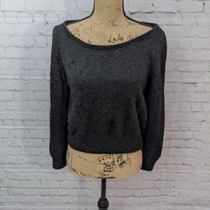 Victoria's Secret Black Sweater Medium